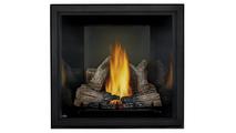 Log Set & Mirro Flame Detail