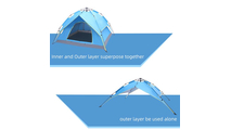 Automatic Hydraulic Tow-Door Tent