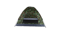 Camouflage Camping Dome Tent
