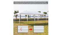 Four Sides Outdoor Waterproof Tent