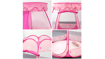 Outdoor Princess Play Tent