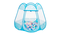 Outdoor Princess Play Tent in Blue
