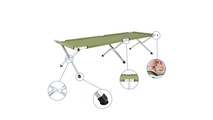 Portable Camping Sleeping Cot