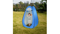 Portable Pop Up Toilet Shower Tent
