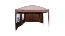 Two Windows Practical Waterproof Folding Tent