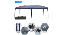 Waterproof Folding Tent in Blue