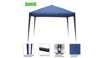 Wedding Party Canopy Tent in Blue