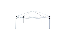 Wedding Party Canopy Tent in Khaki