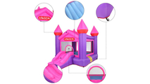 Colorful Inflatable Castle
