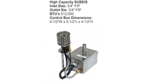 24VAC SUBEIS Electronic Ignition High Capacity