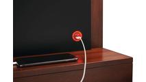 Stylus Red LED Indicator