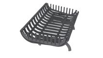 28 Inch Heavy Duty American Crafted Cast Iron Grate - 321-ML