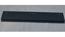 Fireplace door suspension bar - 30""