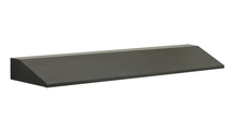 35 Inch Fireplace Hood In Charcoal Finish