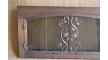 Left Side Door Detail
