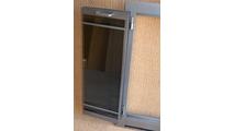 Left Side Bi-Fold Door Open