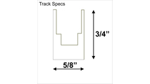 FDO Glass And Track Specs