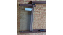 Shadow Fireplace Door Bifold Door Left Side
