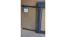 Cabinet Door Of Tusher Fireplace Enclosure