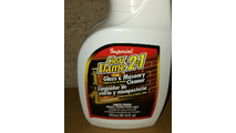 2 in 1 Clear Flame Glass Cleaner