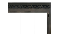 Legend ZC Deluxe Steel Refacing Top Right Corner Detail with Tuscan louver