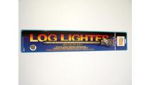 Angled Log Lighter for Natural Gas