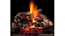 Rustic Timbers Gas Log