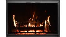 Shadow Zero Clearance Fireplace Door