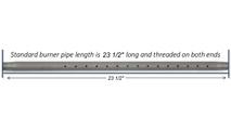 """24"""" Log Lighter Pipe Length"""