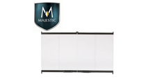 DM1736 Fireplace Door For Sovereign 36 Wood Fireplace From Majestic