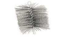 Square Steel Chimney Brush