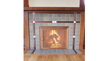Clearview Mesh Fireplace Door