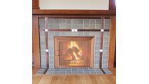 Clearview Mesh Fireplace Door