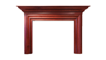 Newart Wood Fireplace Mantel
