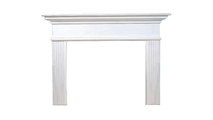 Sandringham Wood Fireplace Mantel