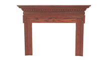 Belcourt Wood Fireplace Mantel