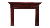 Hampton Wood Fireplace Mantel