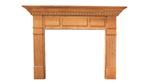 Kennedy Wood Fireplace Mantel