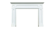 Hopkins Wood Fireplace Mantel