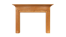 Quintin Wood Fireplace Mantel