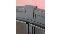 Denali Door Close Up With Keystone And Banding
