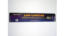 Straight Log Lighter for Natural Gas