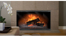Norwegian Zero Clearance Fireplace Door