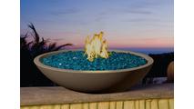 32 inch round Marseille fire bowl