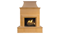 Cordova Vented Outdoor Gas Fireplace