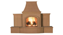 Grand Phoenix Vented Outdoor Gas Fireplace