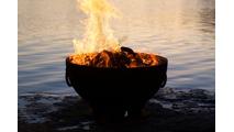 Nepal Wood Burning Fire Pit