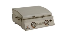 Solaire AllAbout Double Burner Tabletop Gas Grill