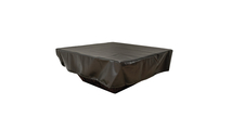 Heavy duty vinyl with pull string to fit multiple size tables