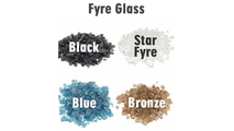 Fyre Glass Colors